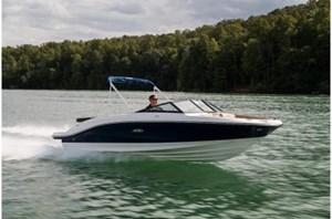 2021 Sea Ray 21 SPX