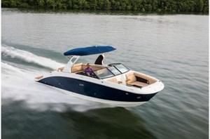 2020 Sea Ray 270 SDX