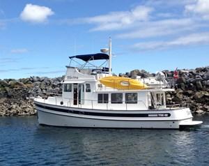 2007 Nordic Tugs Flybridge