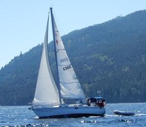 1996 Catalina 30
