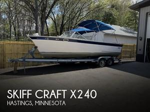1979 Skiff Craft X240