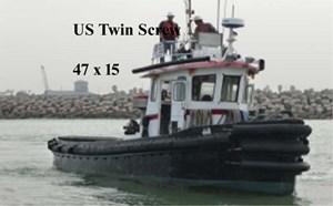 1960 Twin Screw US
