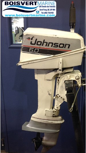 1988 Johnson Boat Works CJ6RCCS