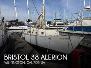 1972 Bristol 38 Alerion