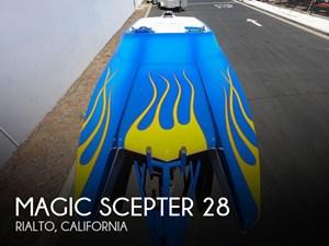 2002 Magic Scepter 28