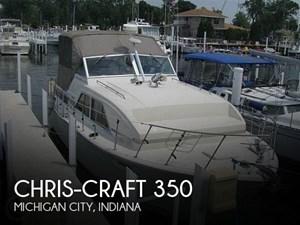 1979 Chris-Craft Catalina 350