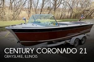 1963 Century Coronado 21