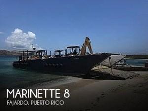 1968 Marinette LCM8 ALUMINUM 74X21