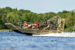 American Airboats Hydroglisseur 2015