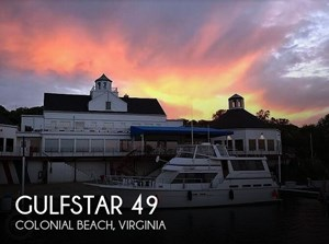 1985 Gulfstar 49 MY