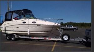 2006 Sea Ray 240