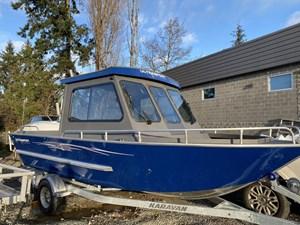 2021 Ultrasport Boats FXB-HT 20