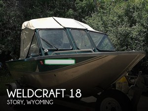 2000 Weldcraft 18 Renegade