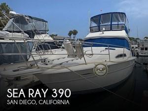 1985 Sea Ray 390 Sedan Sportsfish