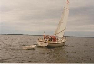 1982 Hinterhoeller Nonsuch 30 Classic