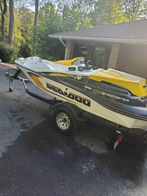 Sea-Doo Speedster 150 2007