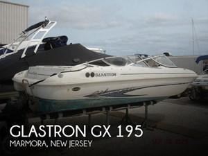 2002 Glastron GX 195