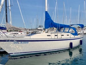 1979 CS Yachts 36 Traditional