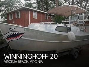 1983 Winninghoff 20 Mariner