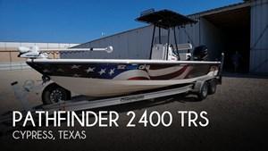 2014 Pathfinder 2400 TRS