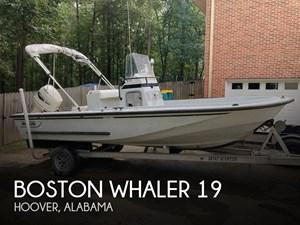 1996 Boston Whaler Guardian 19
