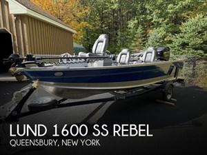2016 Lund 1600 SS Rebel
