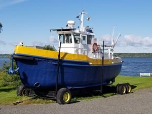 1968 Three-Rivers Boatman LTD SERVICE BOAT NO 5