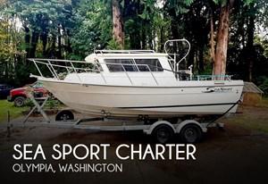 2009 Sea Sport 2200 Charter Series