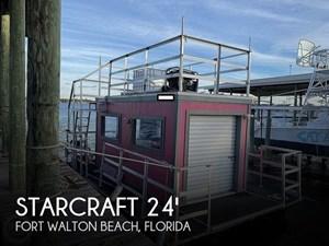 1995 Starcraft Ice Cream Boat