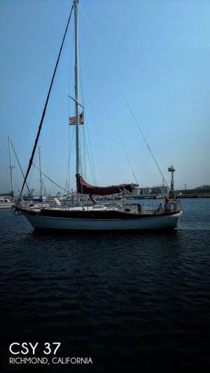 1979 CS Yachts 37