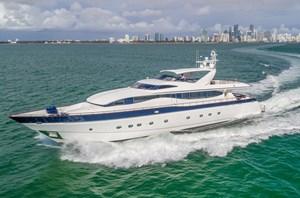 2002 Viking Yachts 108 Motor Yacht