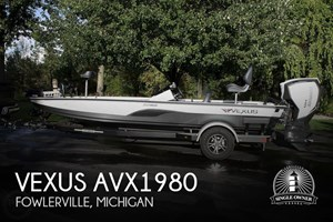 2019 Vexus AVX1980