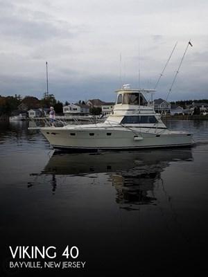1973 Viking Yachts 40