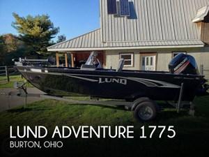 2019 Lund Adventure 1775 SS