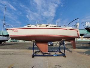 1986 CS Yachts 30