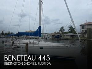 1992 Beneteau 445