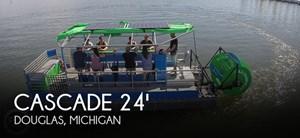 2013 Cascade Custom Cycleboat
