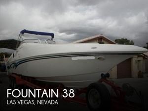 1999 Fountain 38 Sport Cruiser