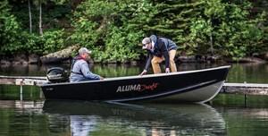 2021 Alumacraft 2021 V-Series Aluminum Boats V16