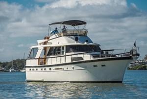 1980 Hatteras Motor Yacht