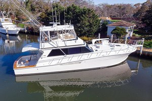 1989 Viking Yachts