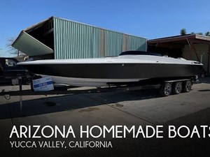 1979 Arizona Homemade Boats Warlock Offshore 30