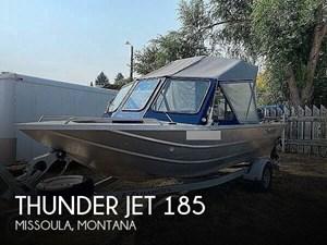 2015 Thunder Jet 185 Explorer