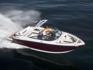 2022 Monterey 258SS