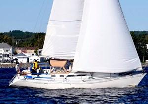 1986 Beneteau First 345