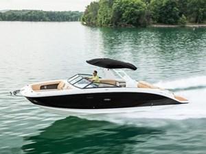 2022 Sea Ray SDX 290