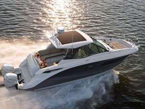 2021 Sea Ray Sundancer 320 Coupe Outboard
