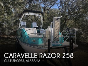 2020 Caravelle Razor 258 PF XL