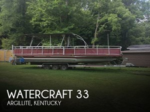 1988 Watercraft Custom Built 33