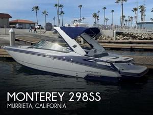 2018 Monterey 298SS